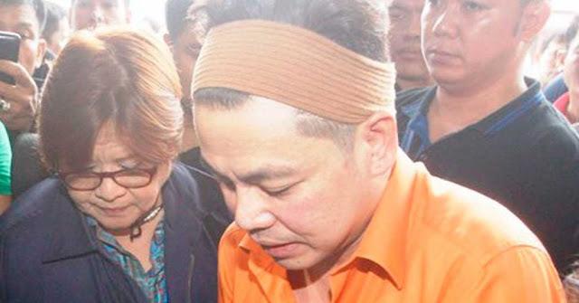 Colangco: May number ako ni De Lima, nakausap ko siya