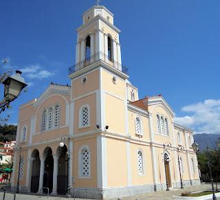 ναός του αγίου Ιωάννη του Πρόδρομου στην Καλαμάτα