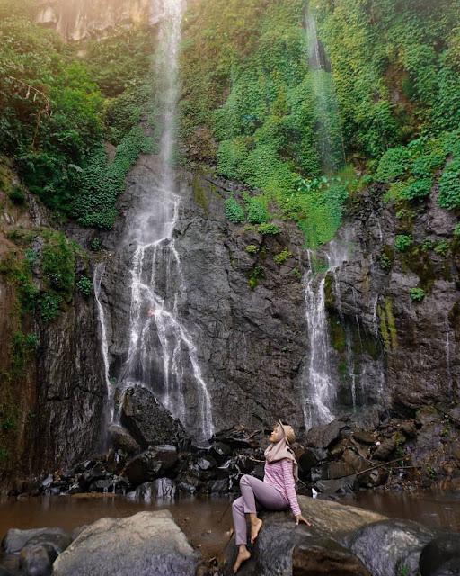 Tempat Wisata Air Terjun Terbaik di Magelang - Air Terjun Curug Silawe, Magelang