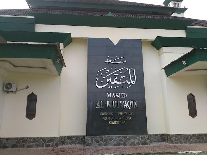BBM Berkah LTM PBNU di Masjid Al-Muttaqien Ciangsana