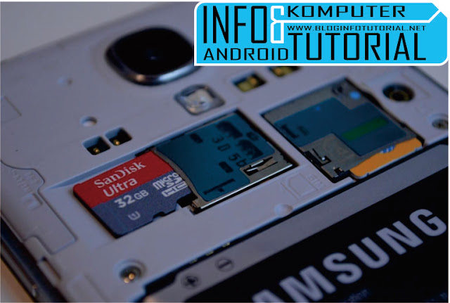 SDCard Juga Mempengaruhi Perfoma Android