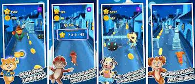 Game untuk Anak SD Toon Math: Endless Run and Math Games