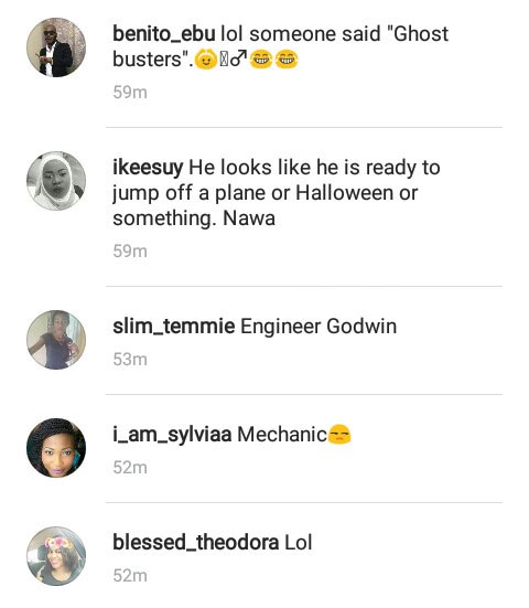 "Korede Bello trolled for attending MAMA 2016 dressed like ""mechanic"""