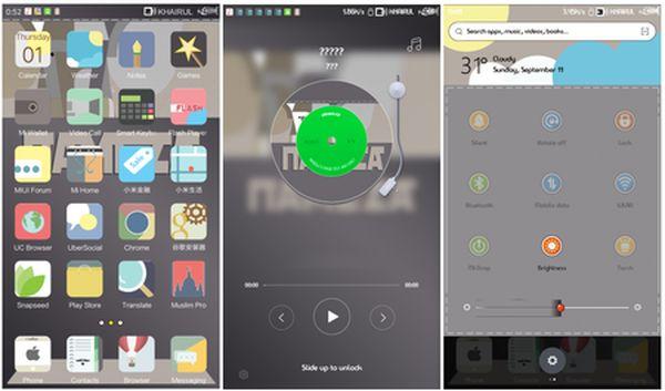 Download Kumpulan Tema atau theme Xiaomi MIUI 8 dan MIUI 9 Paling Populer dan Terbaik paling banyak digunakan.