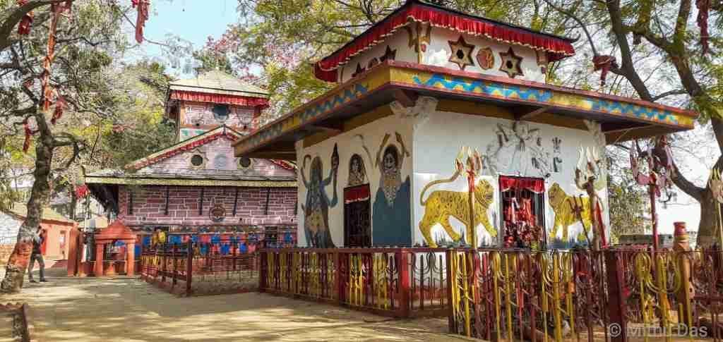 Shaileshwori Temple