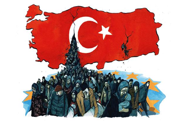 Πόσα βγάζει η Τουρκία από τους πρόσφυγες;