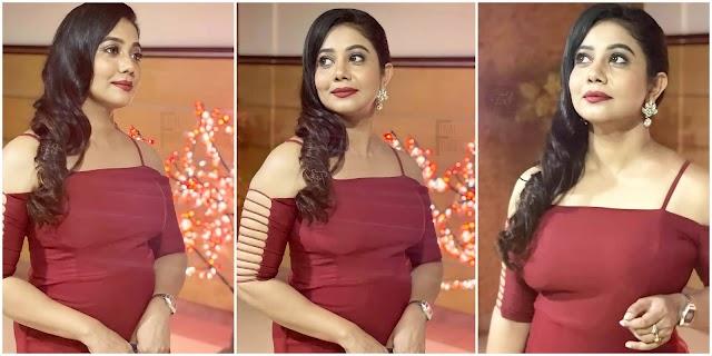 Rachana Narayanankutty Latest hot photos