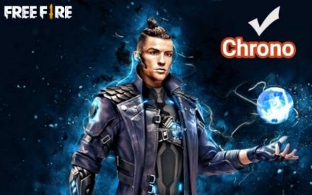 كيفية الاستفادة من قدرات ومهارات كرونو Chrono في لعبة Garena Free Fire