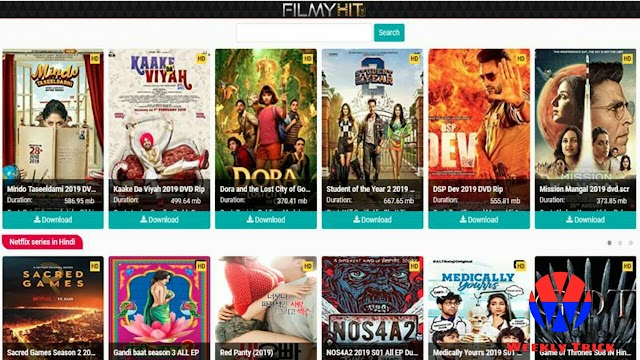 Filmyhit 2019 - Download Bollywood,Hollywood Movies in HD