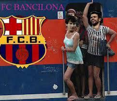 Meme Lucu Barcelona Kalah