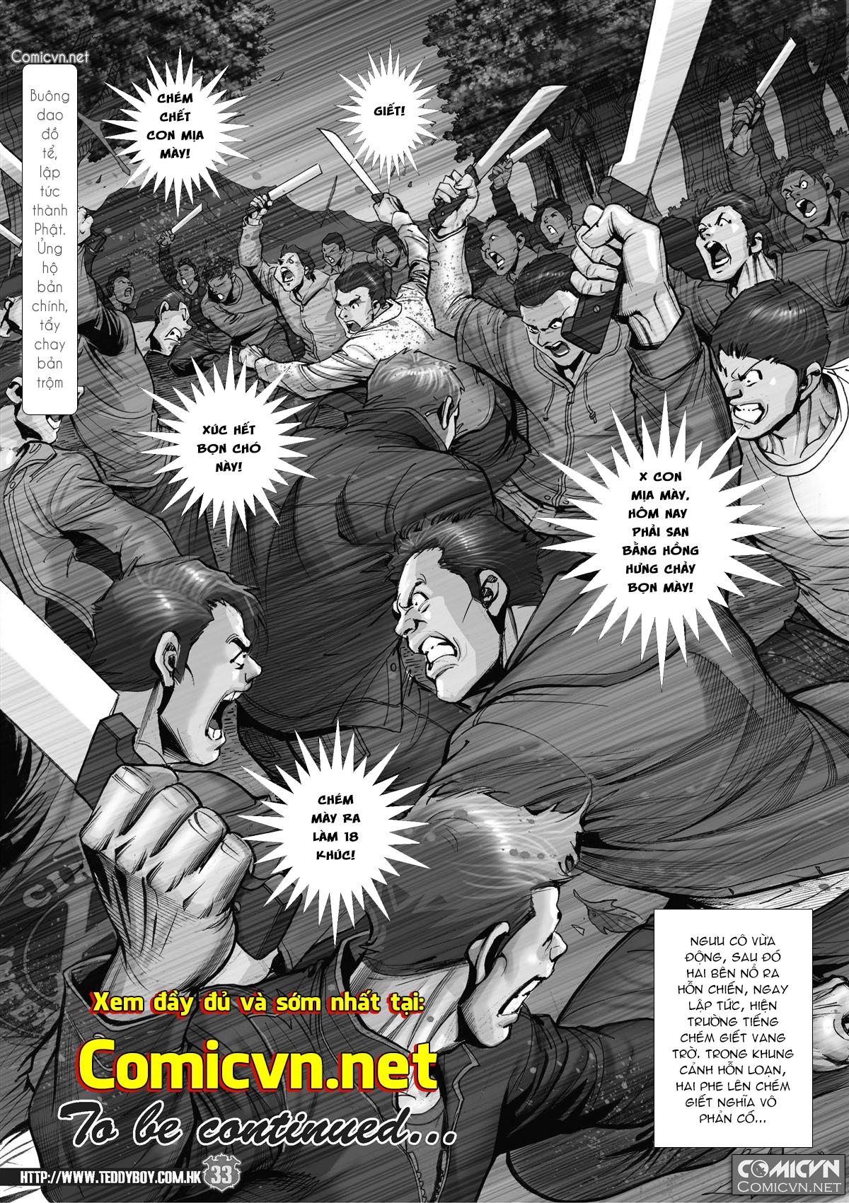 Người Trong Giang Hồ RAW Chương 2097 - NhoTruyen.Net
