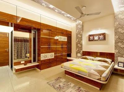 +40 modern bedroom design makeover ideas 2019
