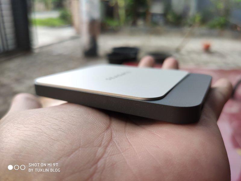 Desain Seagate Fast SSD 500GB