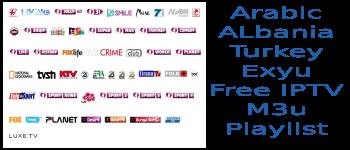 IPTV Arabic Trukey Albania Turkey Exyu France