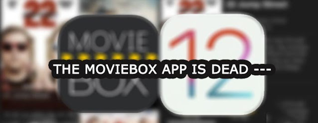 How To Fix MovieBox Not/Stopped Working on iOS-based iPhone iPad