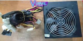Contoh Komponen CPU Dan Fungsinya Beserta Gambarnya - Fan