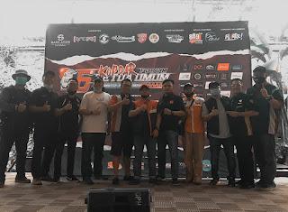 Kemeriahan kopdar ketum jilid 6 diadakan di Bandung, dihadiri oleh ketua umum dari berbagai komunitas