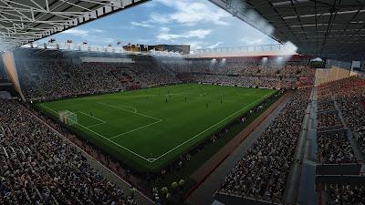 PES 2021 Stadium Bramall Lane