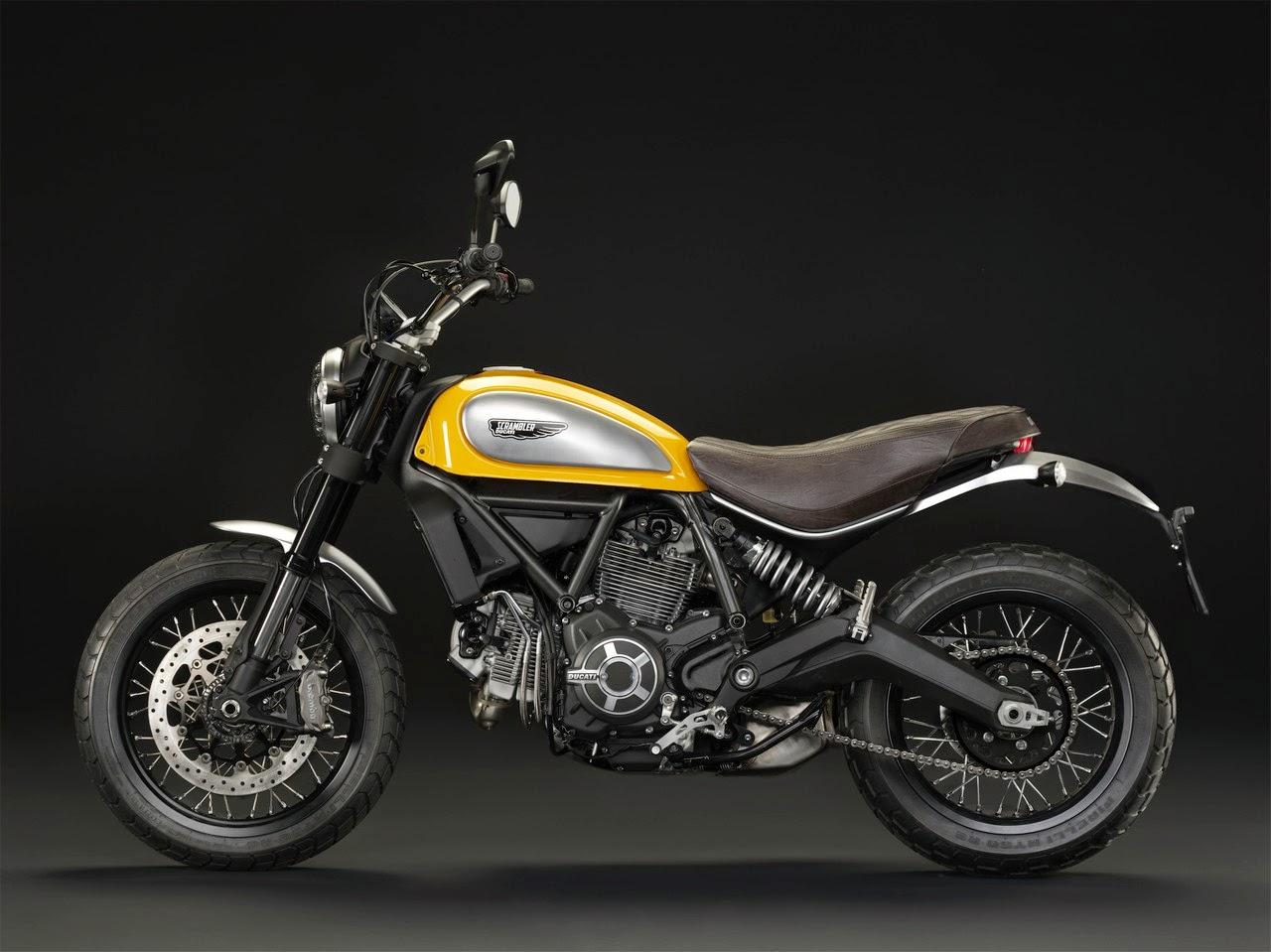 cafe racer special ducati scrambler classic. Black Bedroom Furniture Sets. Home Design Ideas