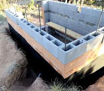 Dry Stack Cement Blocks