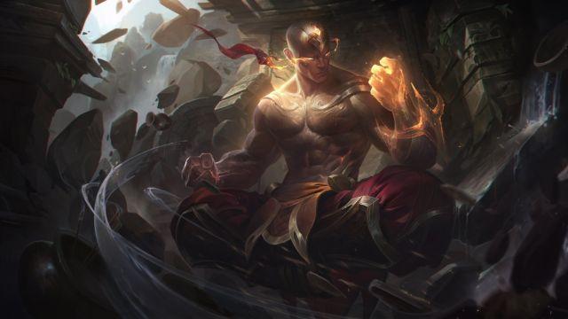 صور وخلفيات لعبة ليج اوف ليجند League Of Legends