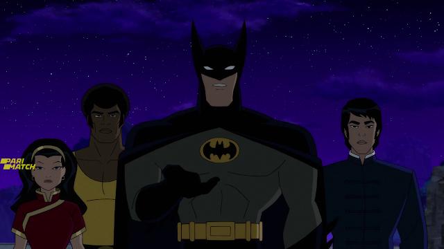Batman: Soul of the Dragon 2021 Dual Audio Hindi [Fan Dubbed] 720p HDRip