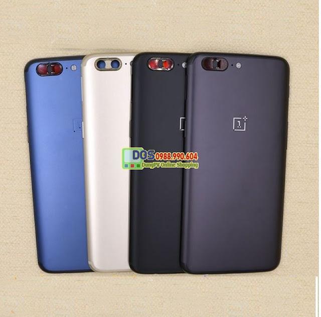 Nắp lưng điện thoại Oneplus 5 kim loại