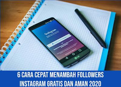 Website penambah followers instagram