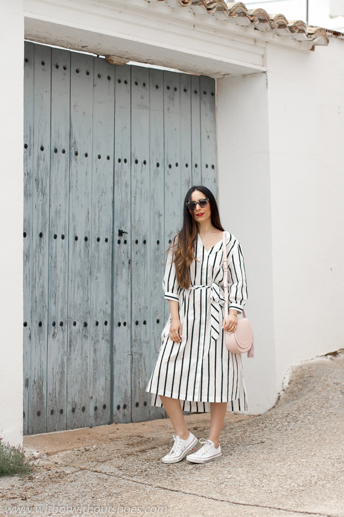 Bloggers influencers Valencianas con outfit comodo bonito