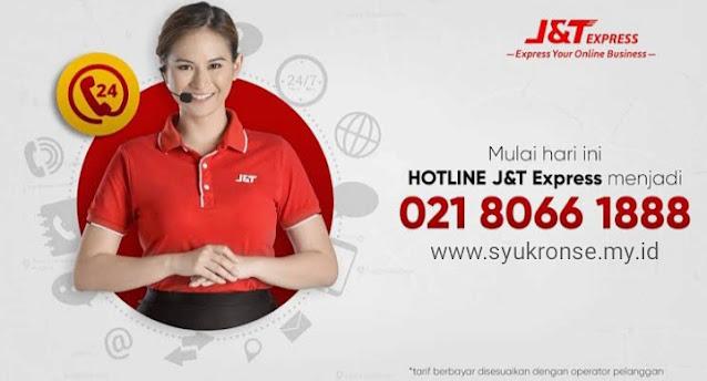 Cara Menghubungi J&T Express Terbaru 2021 (Komplain Melalui Telepon)