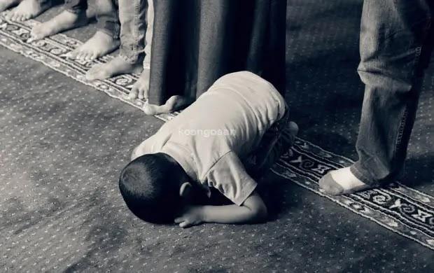 cara mengajak anak ke mesjid