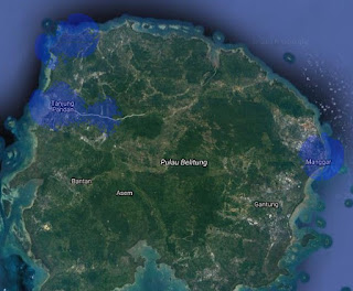 Jaringan 4G LTE AXIS di Sumatera selatan dan Bangka Belitung