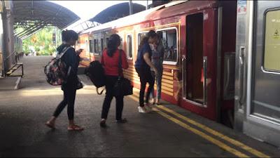 kereta api mewah priority bareng argo wilis