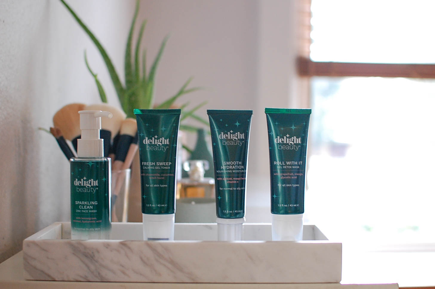 Delight Beauty Skincare Brings Delight To My Daily Routine