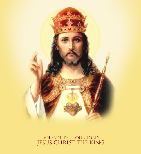 Solemnity of Christ the King