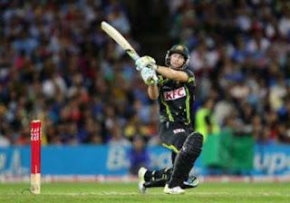 Matthew Wade 72 - Australia vs India 1st T20I 2012 Highlights