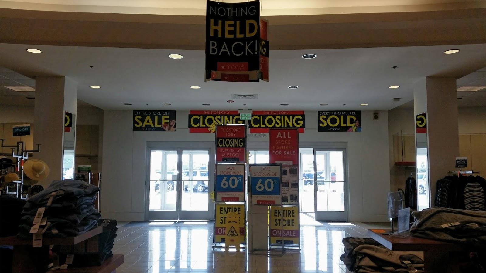 The Louisiana And Texas Retail Blogspot RIP Parkdale Macy