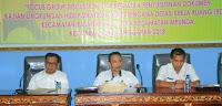 <b>FGD Tahap Akhir KLHS RDTR Kecamatan Rasanae Barat dan Mpunda, Digelar</b>