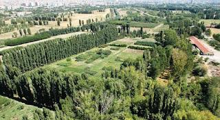 ankara'da gezilecek yerler atatürk orman çiftliği
