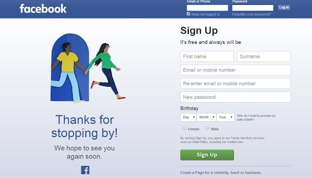 779. Decoding the Facebook log out image