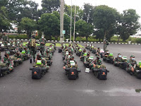 TNI Kirim Penambahan Nakes Ke Wisma Atlet Kemayoran