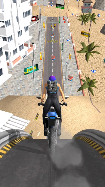 Bike Jump Hileli APK - Para Hileli APK