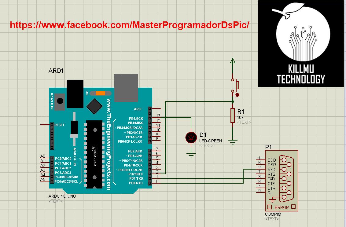 Programacion de dspic unity d with arduino uno