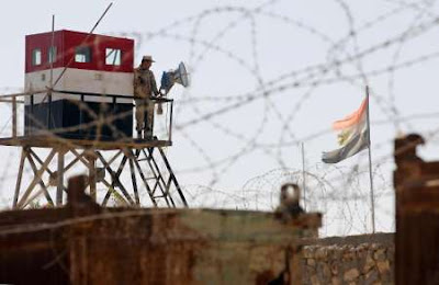 Egypt military trials