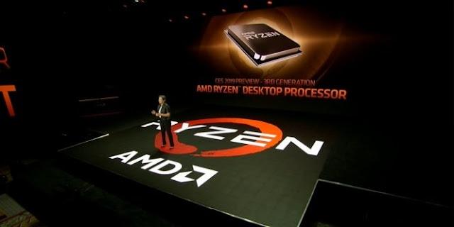 AMD trabaja en un nuevo procesador Ryzen 7 3750X.