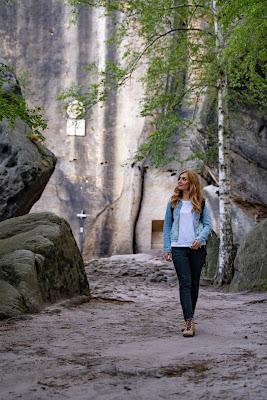 Malerweg Etappe 7 | Von Kurort Gohrisch bis Weißig | Wandern Sächsische Schweiz | Pfaffenstein – Festung Königstein 17