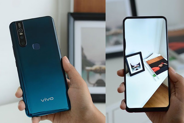 Kamera Vivo V15
