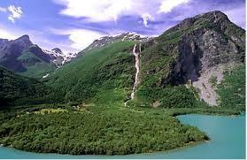 Air terjun Monge, Norwegia