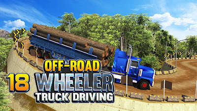 Offroad 18 Wheeler Truck Driving APK v1.1 for Android Terbaru 2018