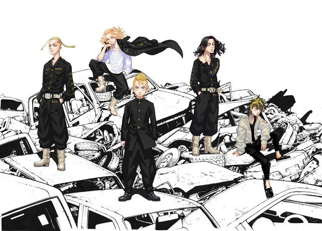 Tokyo Revengers Unveils PV, Opening Song, Visual and Other Info